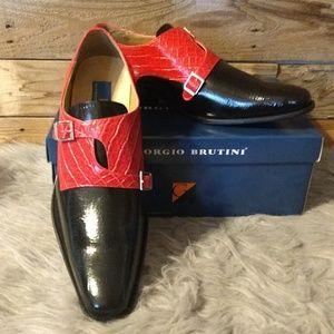 Giorgio Brutini Men's Dress Shoes  - NEW